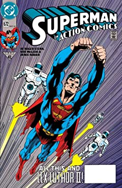 Action Comics (1938-2011) No.672