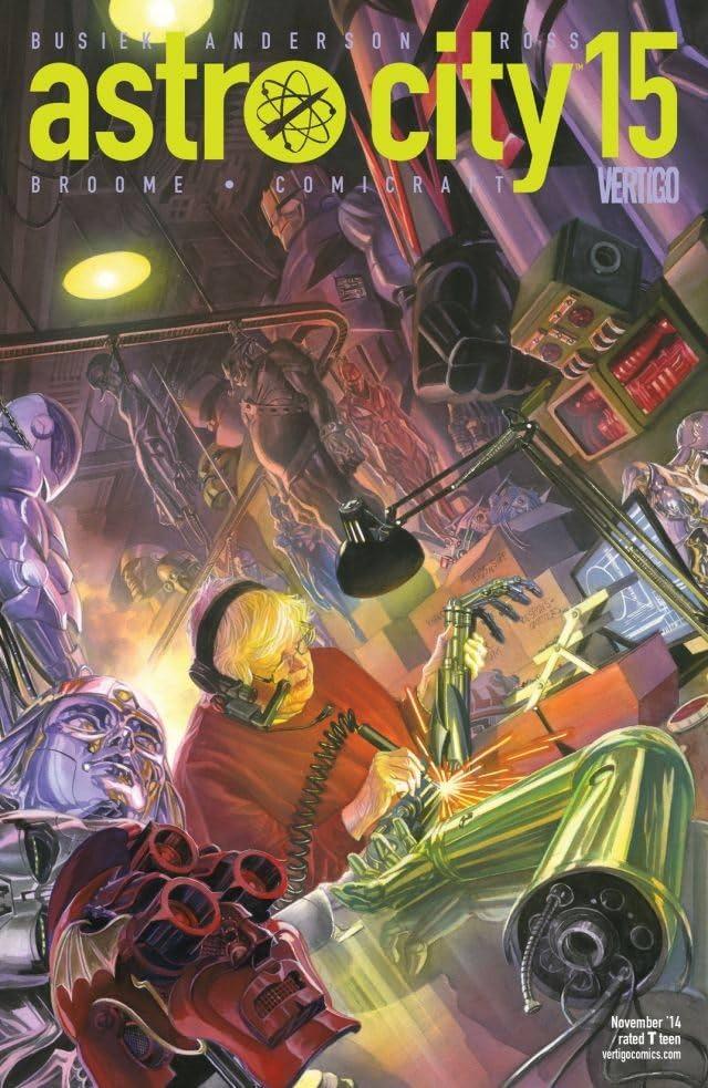 Astro City (2013-) #15