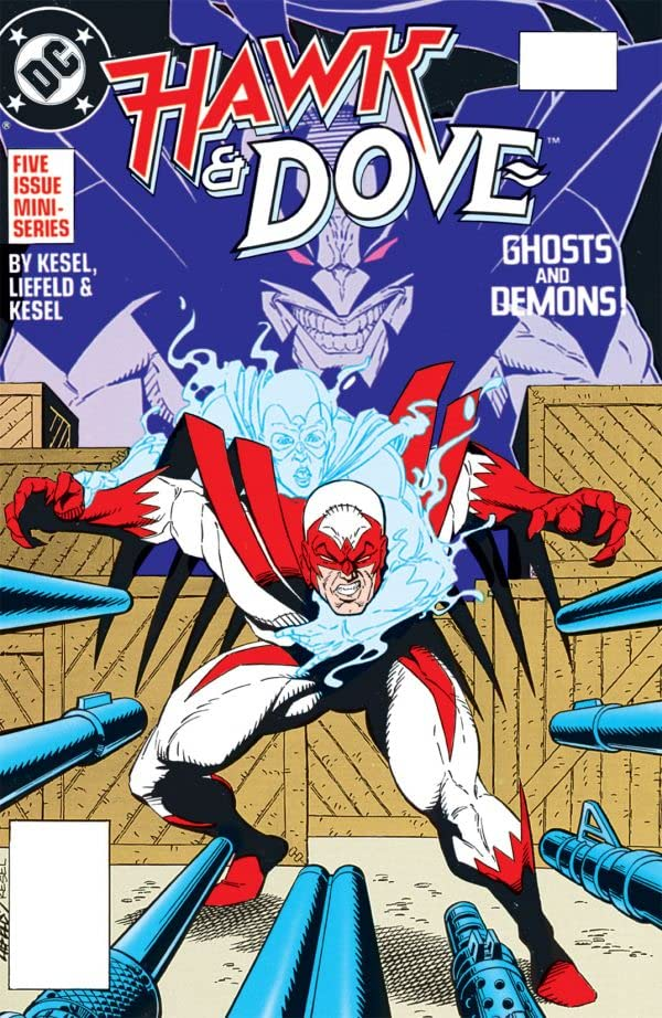 Hawk & Dove (1988) #1 (of 5)