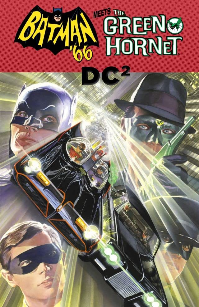 Batman '66 Meets The Green Hornet #9