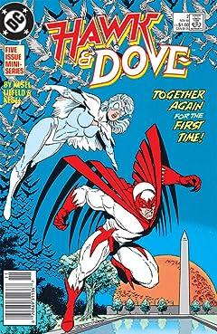 Hawk & Dove (1988) No.2 (sur 5)