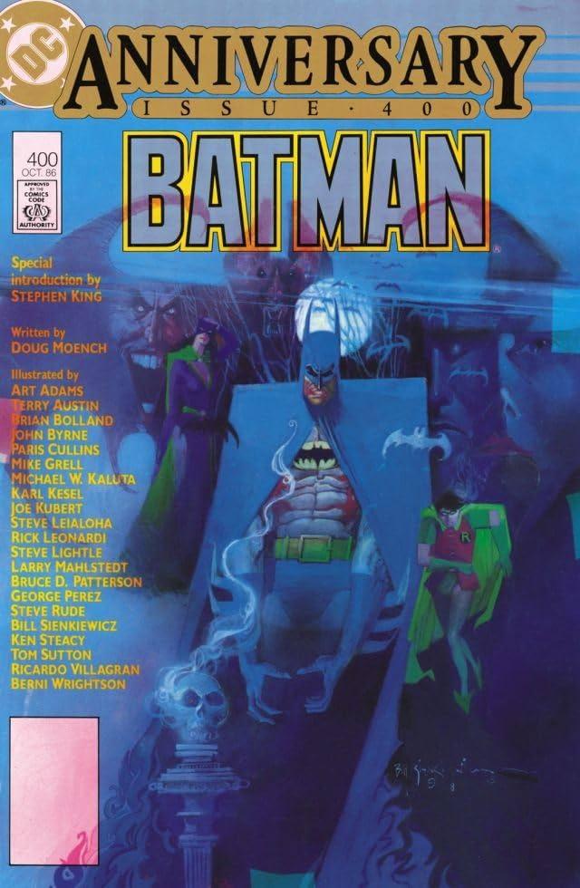 Batman (1940-2011) #400