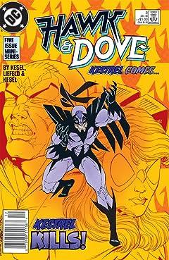 Hawk & Dove (1988) No.3 (sur 5)