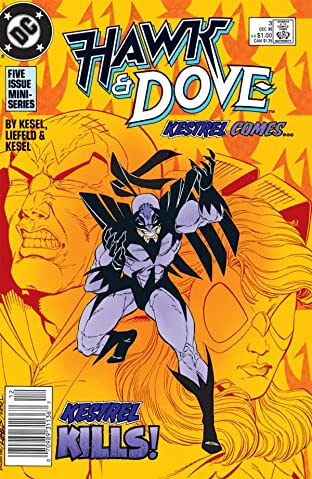 Hawk & Dove (1988) #3 (of 5)