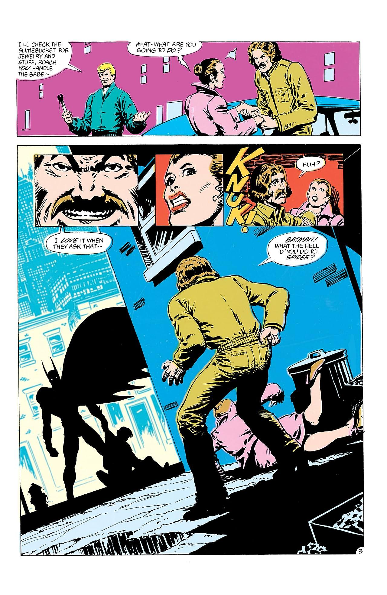Batman (1940-2011) #402