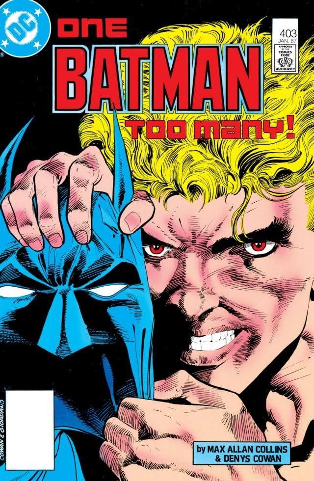 Batman (1940-2011) #403