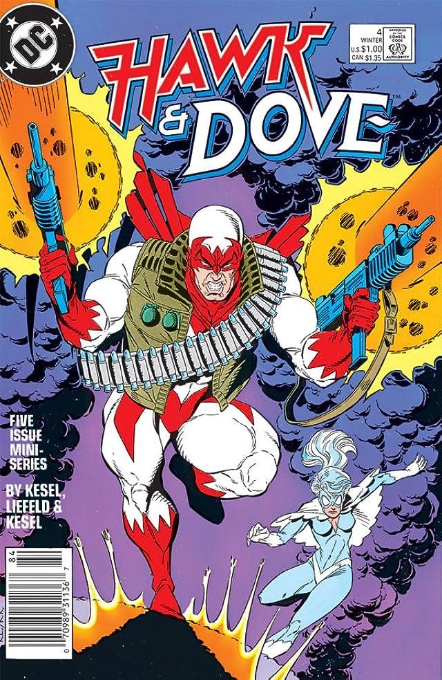 Hawk & Dove (1988) #4