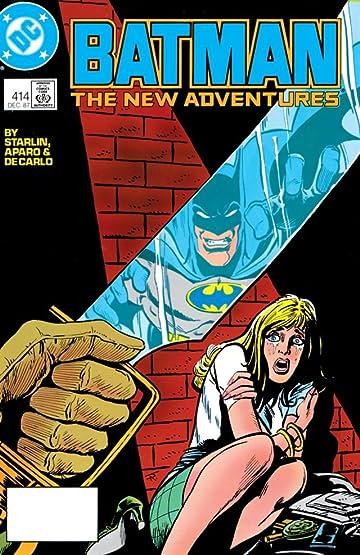 Batman (1940-2011) #414