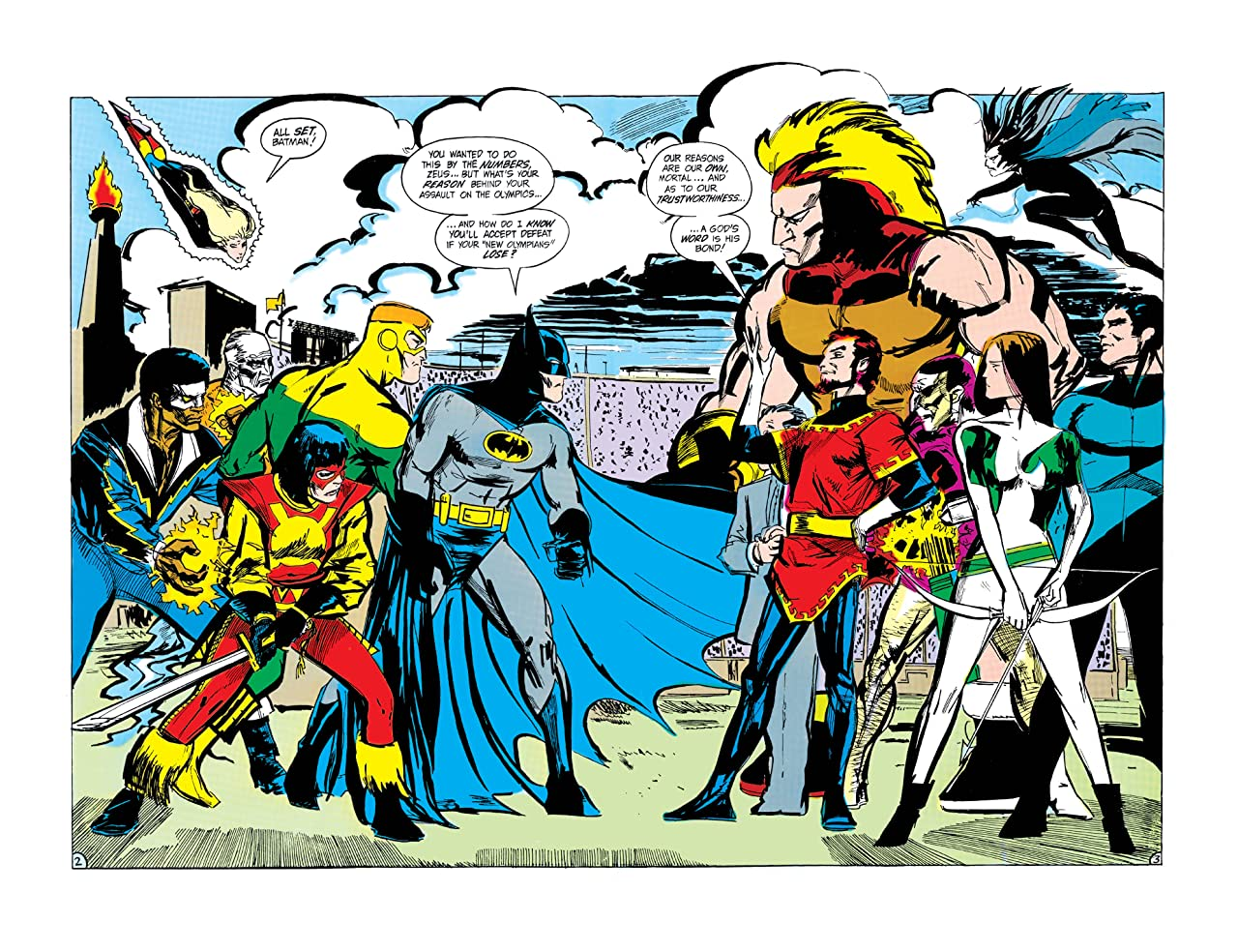 Batman and the Outsiders (1983-1987) #15