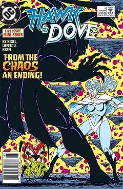 Hawk & Dove (1988) No.5 (sur 5)