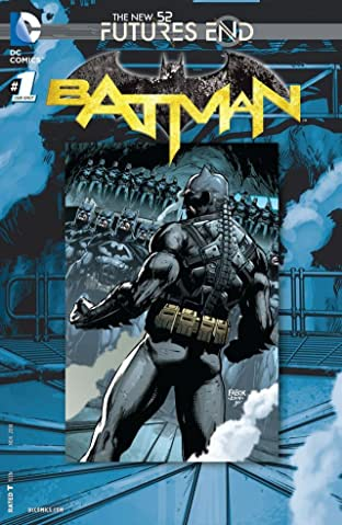 Batman (2011-2016) #1: Futures End
