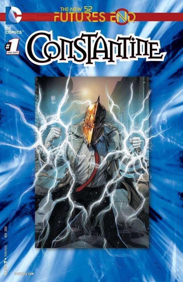 Constantine (2013-2015) #1: Futures End