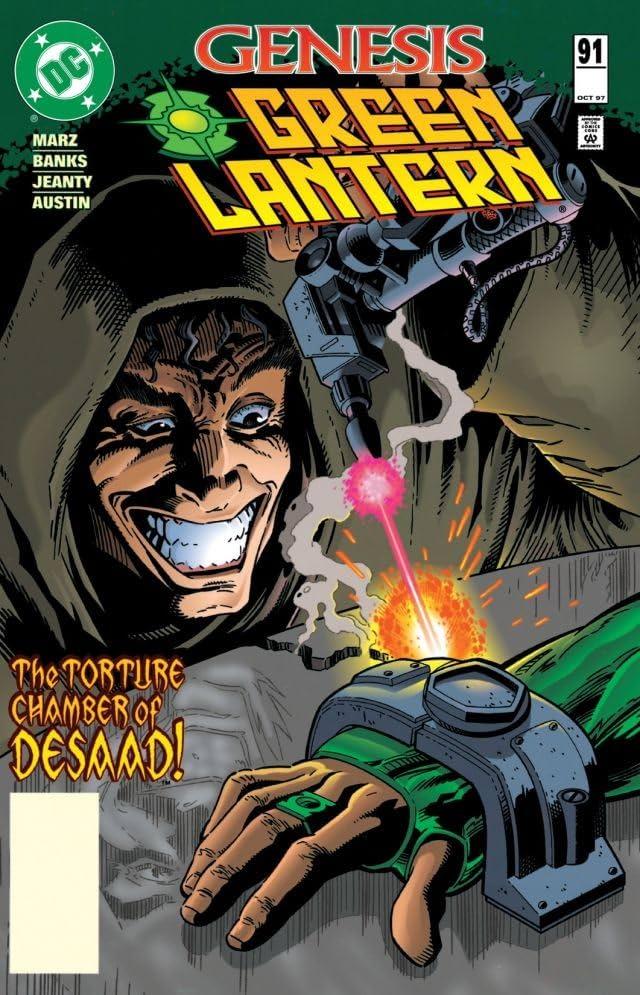 Green Lantern (1990-2004) #91