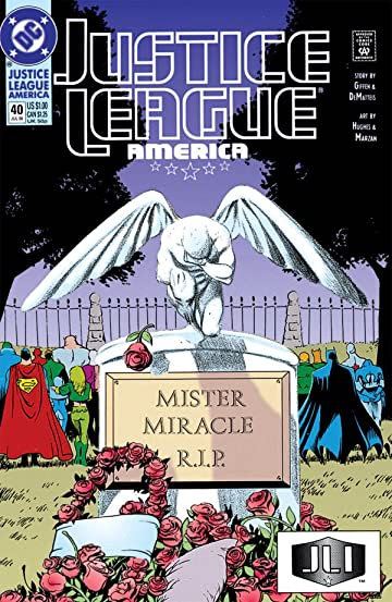 Justice League of America (1987-1996) #40