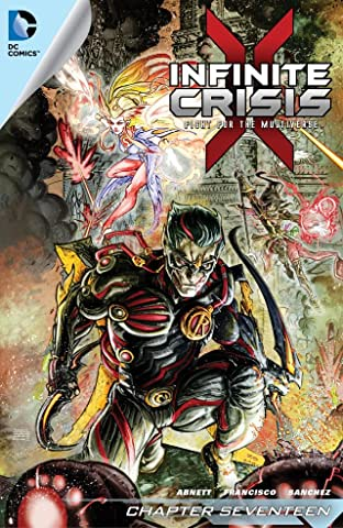 Infinite Crisis: Fight for the Multiverse (2014-2015) No.17