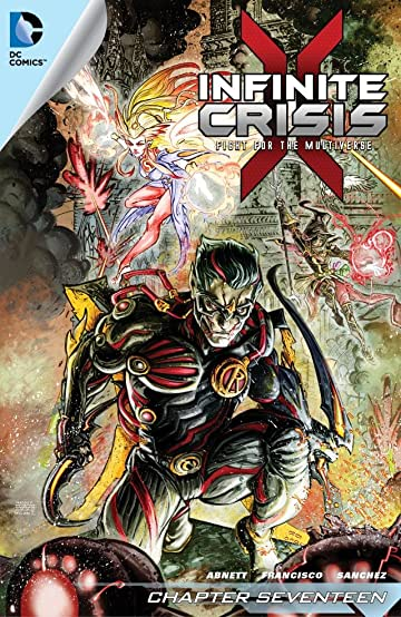 Infinite Crisis: Fight for the Multiverse (2014-2015) #17