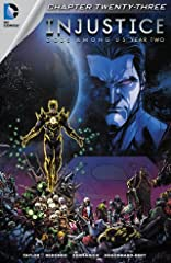 Injustice: Gods Among Us: Year Two (2014-) #23