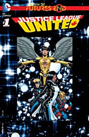 Justice League United (2014-2015) #1: Futures End