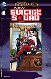 New Suicide Squad (2014-2016) #1: Futures End