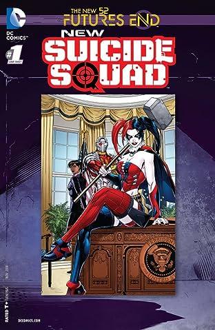 New Suicide Squad (2014-2016) No.1: Futures End