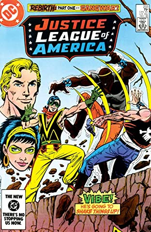 Justice League of America (1960-1987) #233