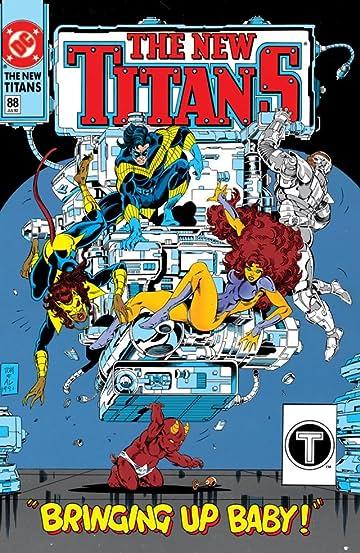 The New Titans (1984-1996) #88