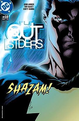 Outsiders (2003-2007) #10