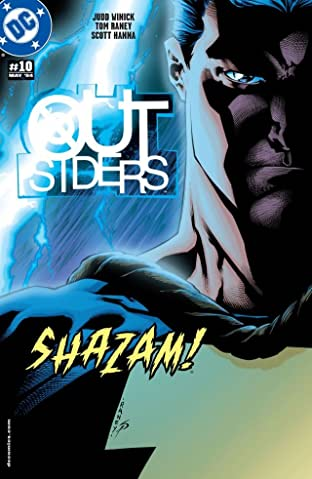 Outsiders (2003-2007) #10