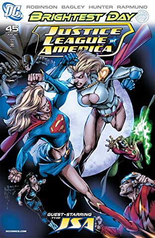 Justice League of America (2006-2011) #45