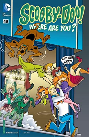 Scooby-Doo, Where Are You? (2010-) No.49