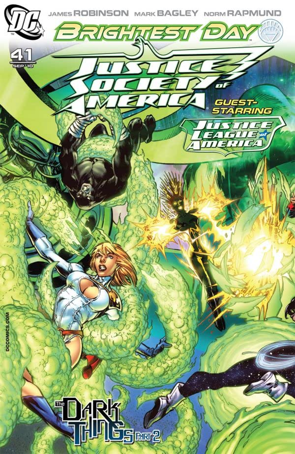 Justice Society of America (2007-2011) #41
