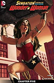 Sensation Comics Featuring Wonder Woman (2014-2015) #5