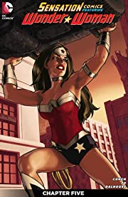 Sensation Comics Featuring Wonder Woman (2014-2015) #5