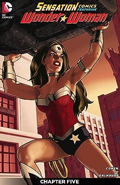 Sensation Comics Featuring Wonder Woman (2014-2015) No.5
