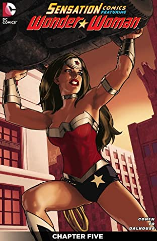 Sensation Comics Featuring Wonder Woman (2014-2015) No.5