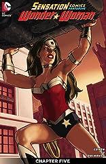 Sensation Comics Featuring Wonder Woman (2014-) #5