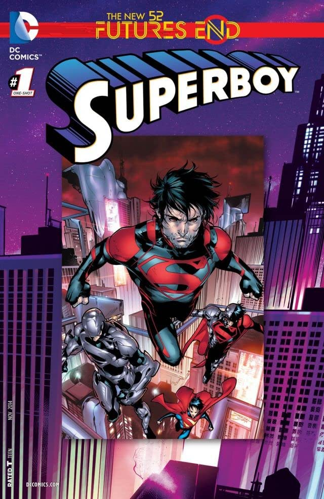 Superboy (2011-2014) #1: Futures End