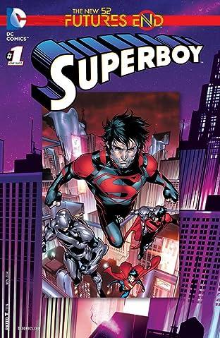 Superboy (2011-2014) #1: Futures End
