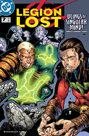 Legion Lost (2000-2001) No.7 (sur 12)