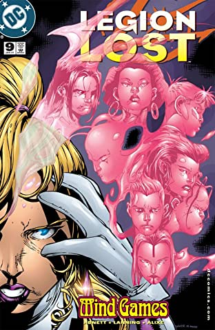 Legion Lost (2000-2001) #9 (of 12)