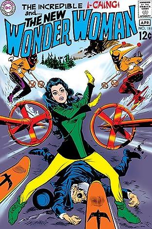Wonder Woman (1942-1986) #181