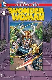 Wonder Woman (2011-2016) #1: Futures End