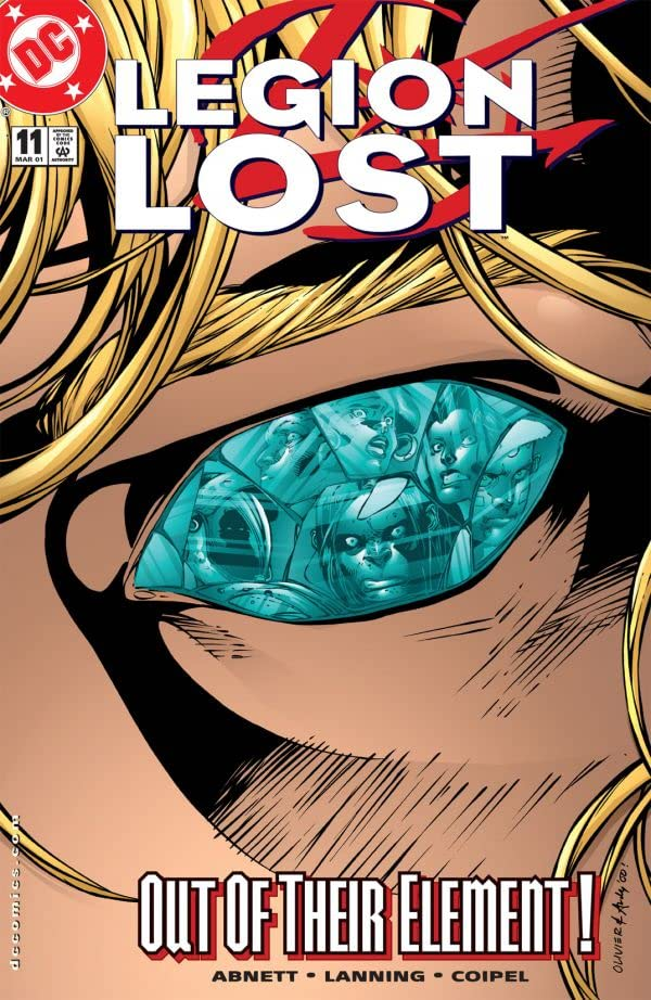 Legion Lost (2000-2001) #11 (of 12)