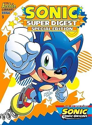 Sonic Super Digest #9