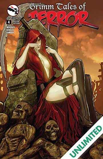 Grimm Tales of Terror Vol. 1 #4