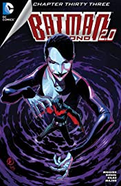 Batman Beyond 2.0 (2013-2014) #33