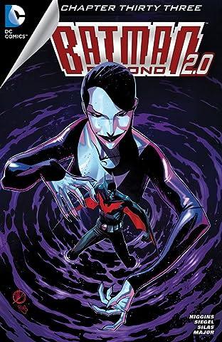 Batman Beyond 2.0 (2013-2014) #33