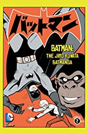 Batman: The Jiro Kuwata Batmanga #11