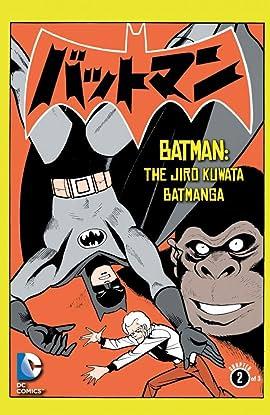 Batman: The Jiro Kuwata Batmanga #11