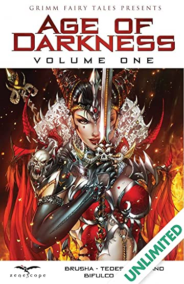 Grimm Fairy Tales: Age of Darkness Vol. 1